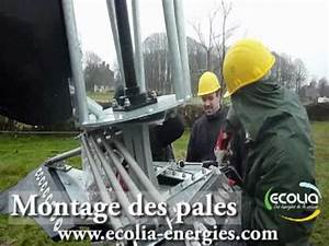 Eolienne Pour Maison : eolienne individuelle pour maison youtube ~ Nature-et-papiers.com Idées de Décoration