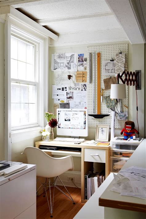 65 cool small home office ideas