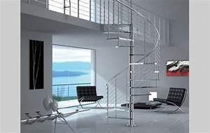 Escalier Moderne Pas Cher : escalier helicoidal pas cher ~ Premium-room.com Idées de Décoration