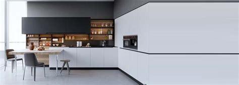 cuisine blanc et noyer cuisine noir et blanc chaios com