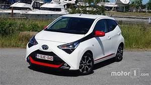 Essai Toyota Aygo : essai toyota aygo restyl e dans l 39 air du temps ~ Medecine-chirurgie-esthetiques.com Avis de Voitures