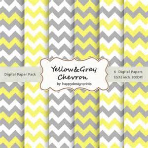 chevron gris jaune motif papier peint num 233 rique papier pack de