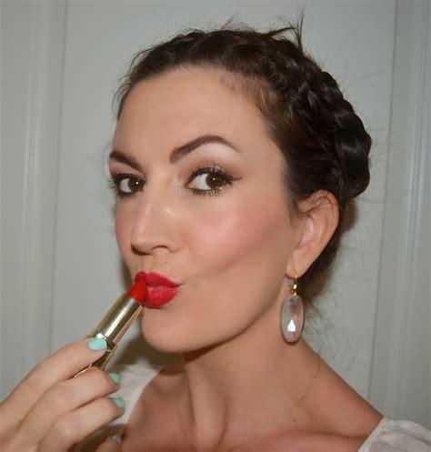 bloggers lipstick blush jennysue makeup