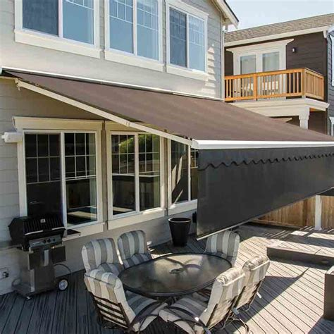 retractable awnings east coast electric screening rainier shade authorized dealer
