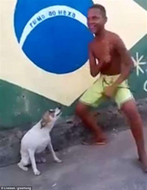 Dancing Dog Meme - dancing dog meme 28 images brazilian boy dances with dog to daft punk doovi dog gif find