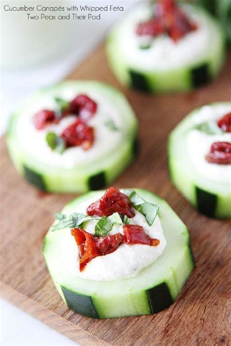 simple canape recipe ideas easy appetizers things i want to cook