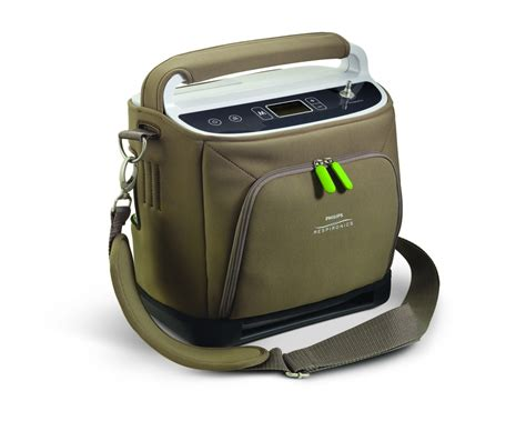Philips Respironics introduces SimplyGo portable oxygen ...