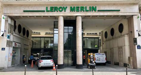 A Paris, Leroy Merlin Prend Ses Quartiers à La Madeleine