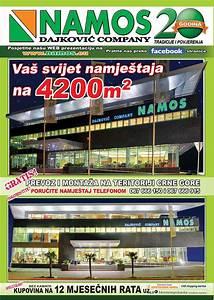 Namos Dajkovic Katalog Namjestaja By Namos Dajkovic