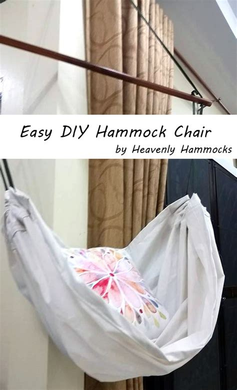 How To Make Your Own Hammock Chair by Diy Hammock Chair Make Your Own Heavenly Hammocks