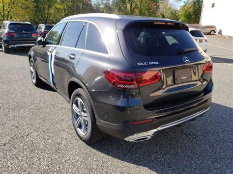 Glc 300 d 4matic sport. New 2021 Mercedes-Benz GLC 300 4MATIC SUV | Graphite Grey ...