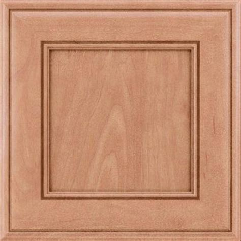 kraftmaid kitchen cabinet doors kraftmaid 15x15 in cabinet door sle in holace maple 6713
