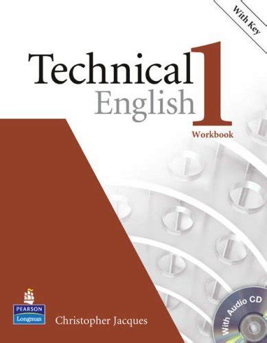 technical english workbook  audio cd  answer key