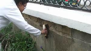 repeindre un mur exterieur repeindre un mur exterieur With superb peindre un escalier en bois brut 1 comment peindre rapidement un escalier en bois bricobistro