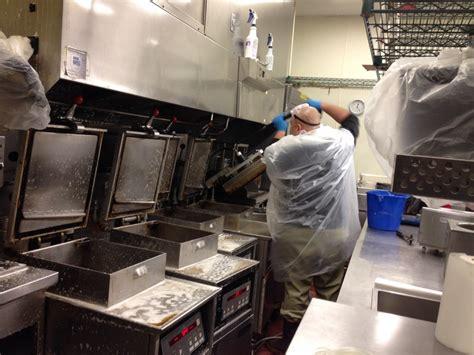 kitchen equipment detailing fivestar hood detail