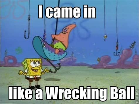 Wrecking Ball Memes - wrecking ball by alphamoxley95 on deviantart
