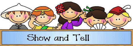 large list of show and tell ideas for letter of the week important information nile garden language school 93761