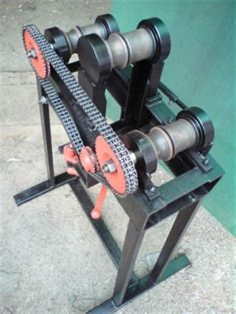 rack and roll bend building a three roll tubing bender метал