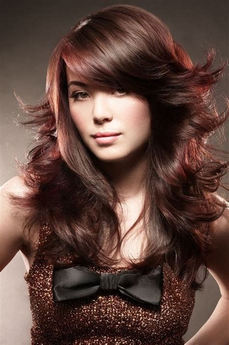 Chestnut Colour Hairstyles by Tips And Products For Chestnut Hair Color