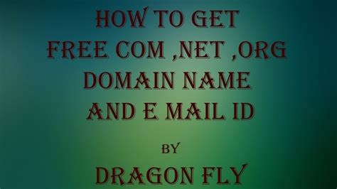 How To Get Free Com ,net ,org Domain Name And E Mail Id By. Davidson Animal Hospital Fowlers Pool Service. Southside Family Dental Medical Evac Insurance. Maintenance Contract Management. Registering A Car In Pa Interior Design Degree. Clarendon Apartments Arlington. Homeowners Insurance Quotes Pa. Vermont College Of Cosmetology. Make Your Own Web Browser Buy Website Content
