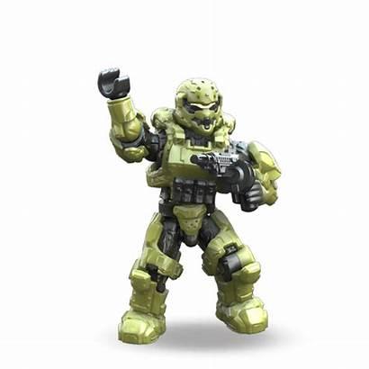 Unsc Soldier Spartan Halo Taurus Fireteam