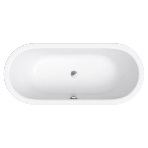 Kaldewei Duo Oval by Oggetto Bim Classic Duo Oval 700x1600x430 Kaldewei