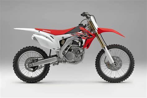 honda crf   motocross bilder und technische daten