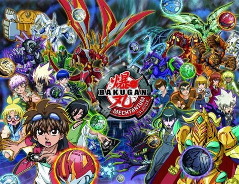 bakugan wallpaper by star4975 on deviantart