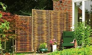 Sichtschutzzaun Bambus Holz : produkte leistungen draht werner zaun gmbh ~ Markanthonyermac.com Haus und Dekorationen