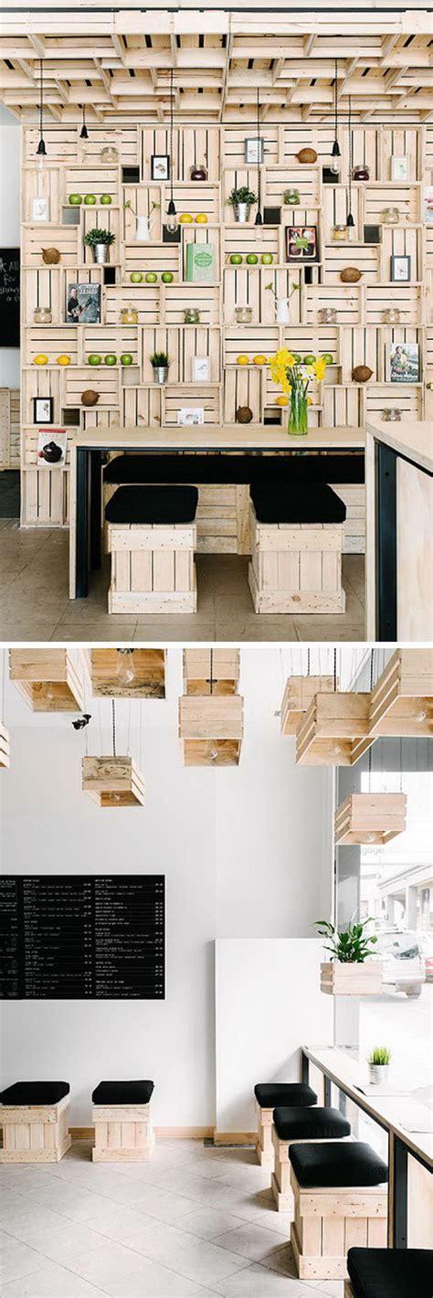 diy ideas  milk crates  wooden crates