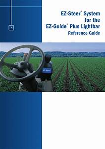 Ez-steer For Ez-guide Plus