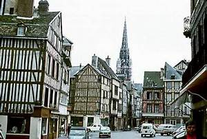 Rent A Car Rouen : obiective turistice rouen atractii turistice rouen ~ Medecine-chirurgie-esthetiques.com Avis de Voitures