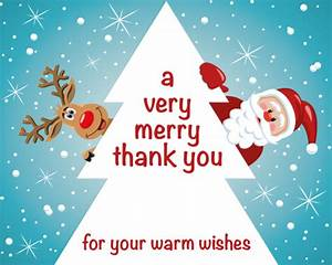 A, Very, Merry, Thank, You, Free, Thank, You, Ecards, Greeting