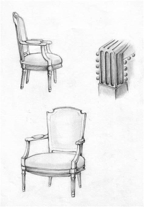 comment dessiner une chaise edaa galerie de travaux