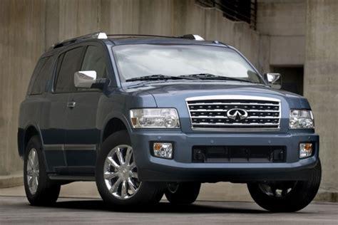 infiniti minivan nissan reportedly readying quest minivan and infiniti qx56
