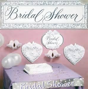 Bridal Shower Decoration Kits by Bridal Shower Decorating Kit 18 Pcs