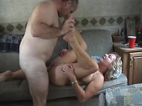 Two Mature American Couple Having Sex In A Trailer Free