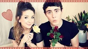 Love & Valentines Day | Zoella - YouTube