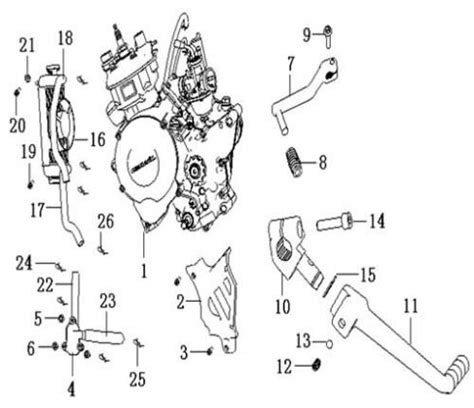 Sunl 50cc Wire Diagram by 70cc Atv Wiring Diagram Wiring Source