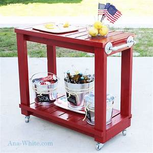 Diy, To, Try, Grill, Carts