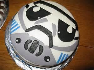 Star Wars Stormtrooper Cake