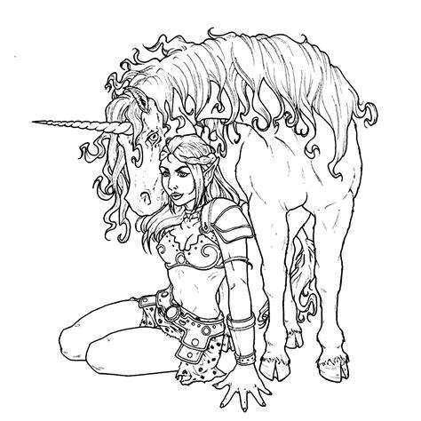 Eenhoorn Kleurplaat Eenhoords by Een Eenhoorn Coloring Sketches Unicorn En Coloring Pages