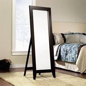 Bedroom mirror wall decor : Wall mirror and contemporary bedroom decorating tips