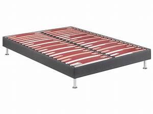 Sommier Ikea 140x200 : sommier tapissier 140x200 cm bultex morpho vente de sommier et cadre lattes conforama ~ Teatrodelosmanantiales.com Idées de Décoration