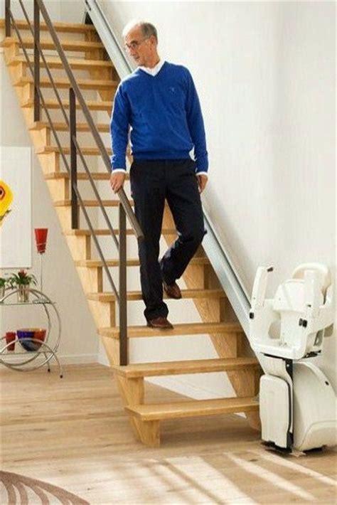 escalier pour personne agee monte escalier droit omega de vital mat 233 riel m 233 dical pour personnes 226 g 233 es vital