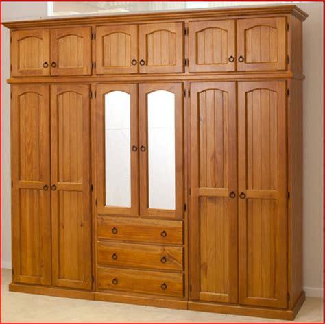 Wardrobe 12 Doors 3 Drawers Australian Made Solid Timber