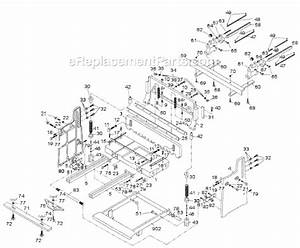 Jet Fs-1652n Parts List And Diagram