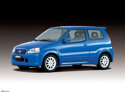 Suzuki Ignis Picture by Suzuki Ignis Sport Ht51s 2000 03 Pictures 1600x1200