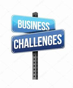 Business challenges sign — Stock Photo © alexmillos #24071863