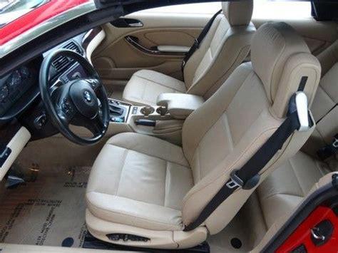 purchase   bmw ci electric redsand interior